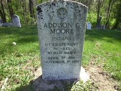Lieut Addison G. Moore