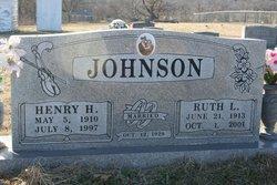 Ruth L Johnson