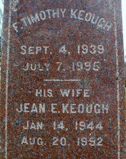 Jean E Keough