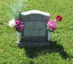 Alice V. Bernard