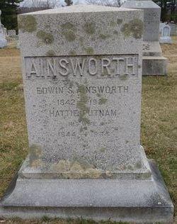 Hattie <i>Putnam</i> Ainsworth