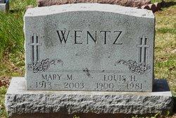 Mary M Wentz
