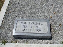 Ethel <i>Perrin</i> Creswell