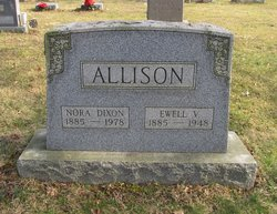 Nora <i>Dixon</i> Allison