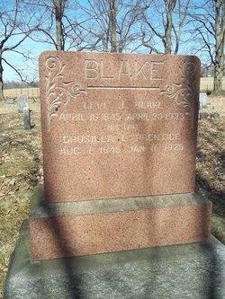 Drusilla L <i>Prentice</i> Blake