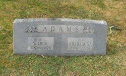 Wilbur Adams