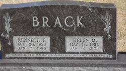 Helen M. <i>Serpan</i> Brack