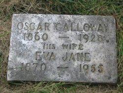 Evelyn Jane Eva <i>Galloway</i> Galloway