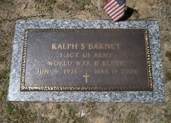Ralph Stacy Barney