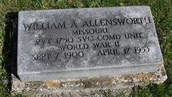 William Augustus Allensworth