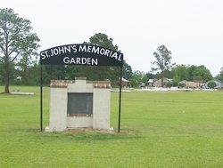 Saint Johns Memorial Garden
