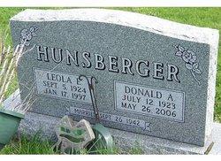 Leola E. Hunsberger