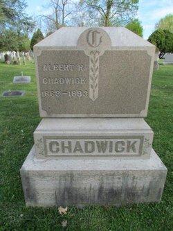 Albert R Chadwick