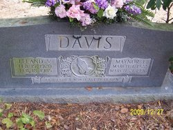Maynor Elaine <i>Willaford</i> Davis