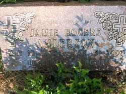 Jamie Suzanne <i>Rogers</i> Anderson
