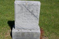 Grace <i>Montague</i> Davis
