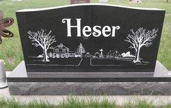Mary Helen <i>Creedan</i> Heser