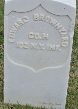 Pvt Edward Brownyard