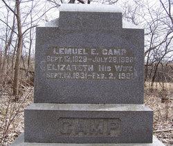 Elizabeth <i>German</i> Camp