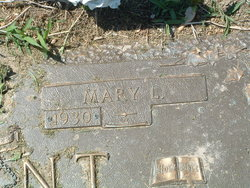 Mary Luedell <i>Mayfield</i> Bryant
