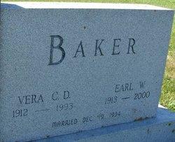 Vera C. D. Baker