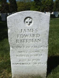 James Edward Bateman
