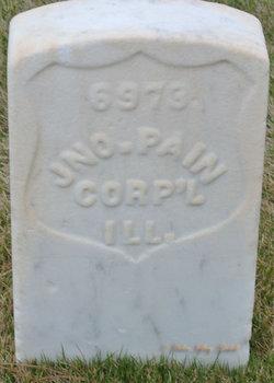 Corp John Pain