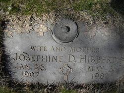 Josephine D. <i>Starner</i> Hibbert