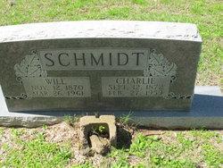 Charlie H Schmidt
