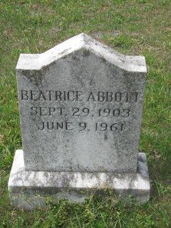 Beatrice Abbott