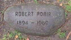 Robert M Adair