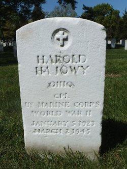 Harold Hajowy