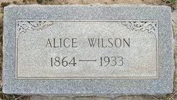 Ellen Alice <i>Crumbaker</i> Wilson