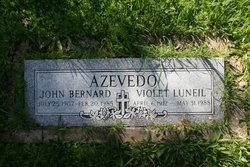 John Bernard Azevedo
