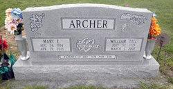 Mary Elizabeth <i>Glass</i> Archer