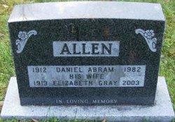 Daniel Abram Allen