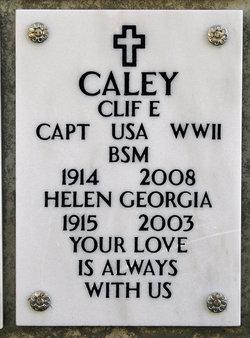 Helen Georgia Caley