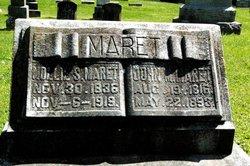 Mary Maret Mollie <i>Shumate</i> Garner
