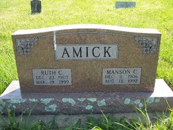 Manson Clem Amick, Sr