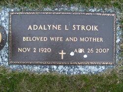 Adalyne L <i>Clifford</i> Stroik
