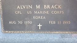 Alvin M Brack
