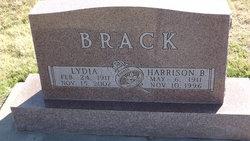 Harrison Benjamin Brack