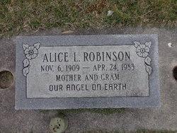 Alice Leona <i>Summers</i> Robinson