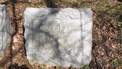 Pauline M. <i>Koehler</i> Allen