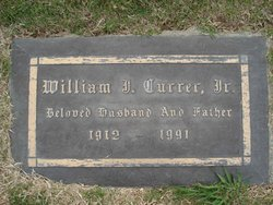 William John Currer, Jr