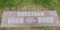 Minnie Mae <i>Smith</i> Garrett