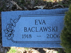Eva <i>Oberman</i> Backlawski