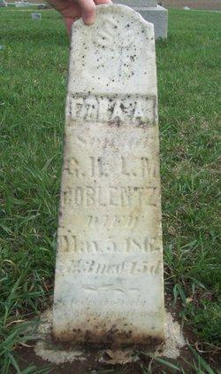 Ezra A Coblentz