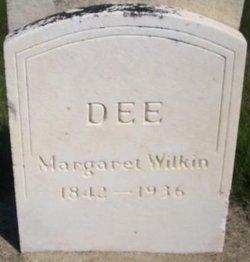 Margaret <i>Wilken</i> Dee