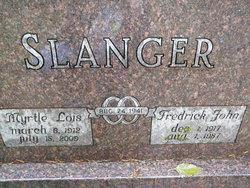 Myrtle Lois Slanger